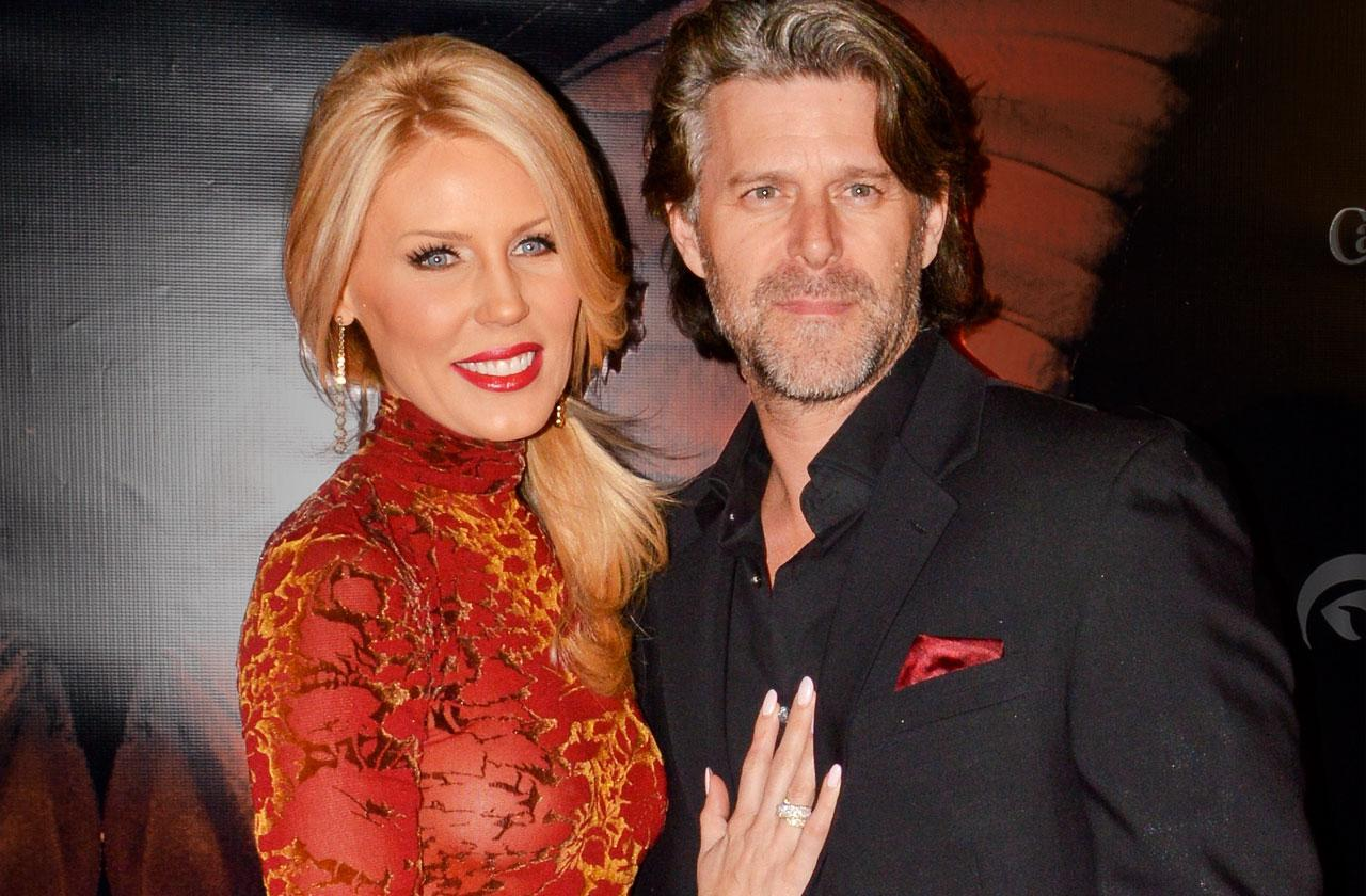 //Gretchen Rossi Baby IVF Pregnant Fiancee Slade Smiley pp