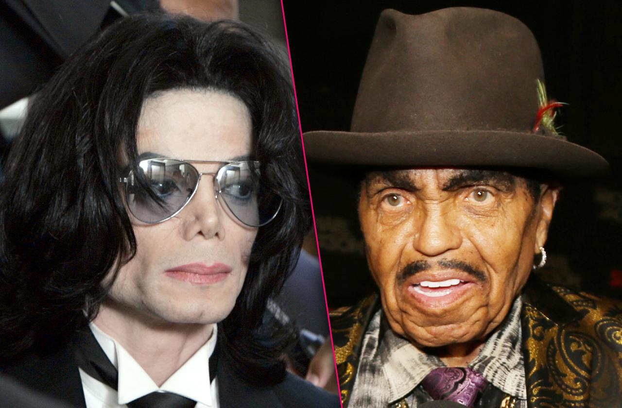 Joe Jackson Regrets About How He Treated Son Michael