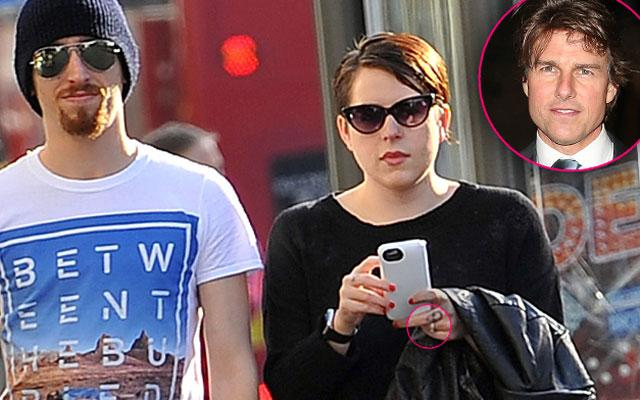 Tom Cruise's Daughter Isabella Cruise Out With New Husband Amid Scientology Scandal