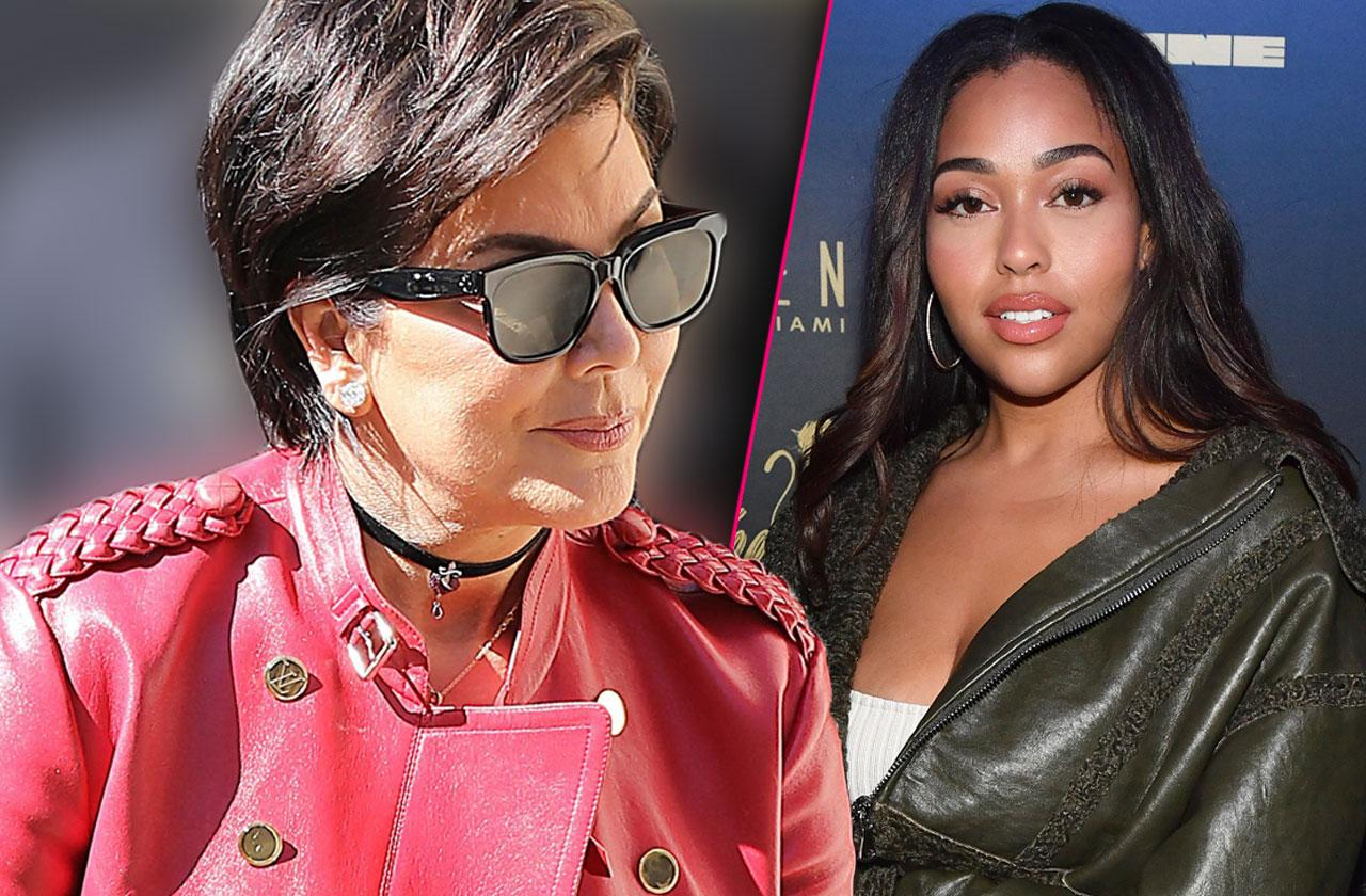 Kris Jenner Warns Jordyn Woods