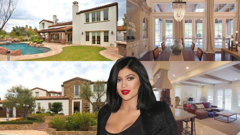 Kylie Jenner Mansion Home