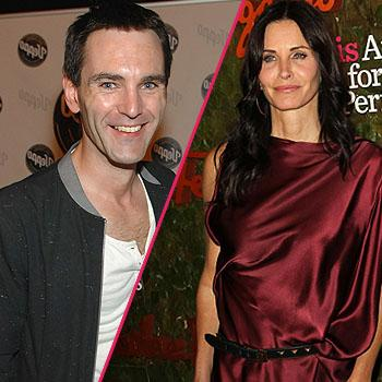 Courteney Cox Debuts 12-Years-Younger Musician Boyfriend Johnny McDaid