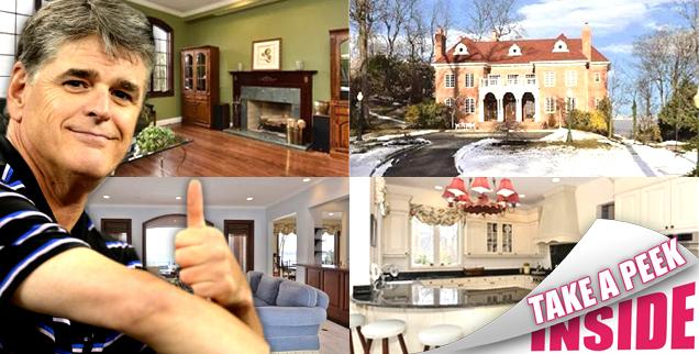 //sean hannity selling long island home for   million wide