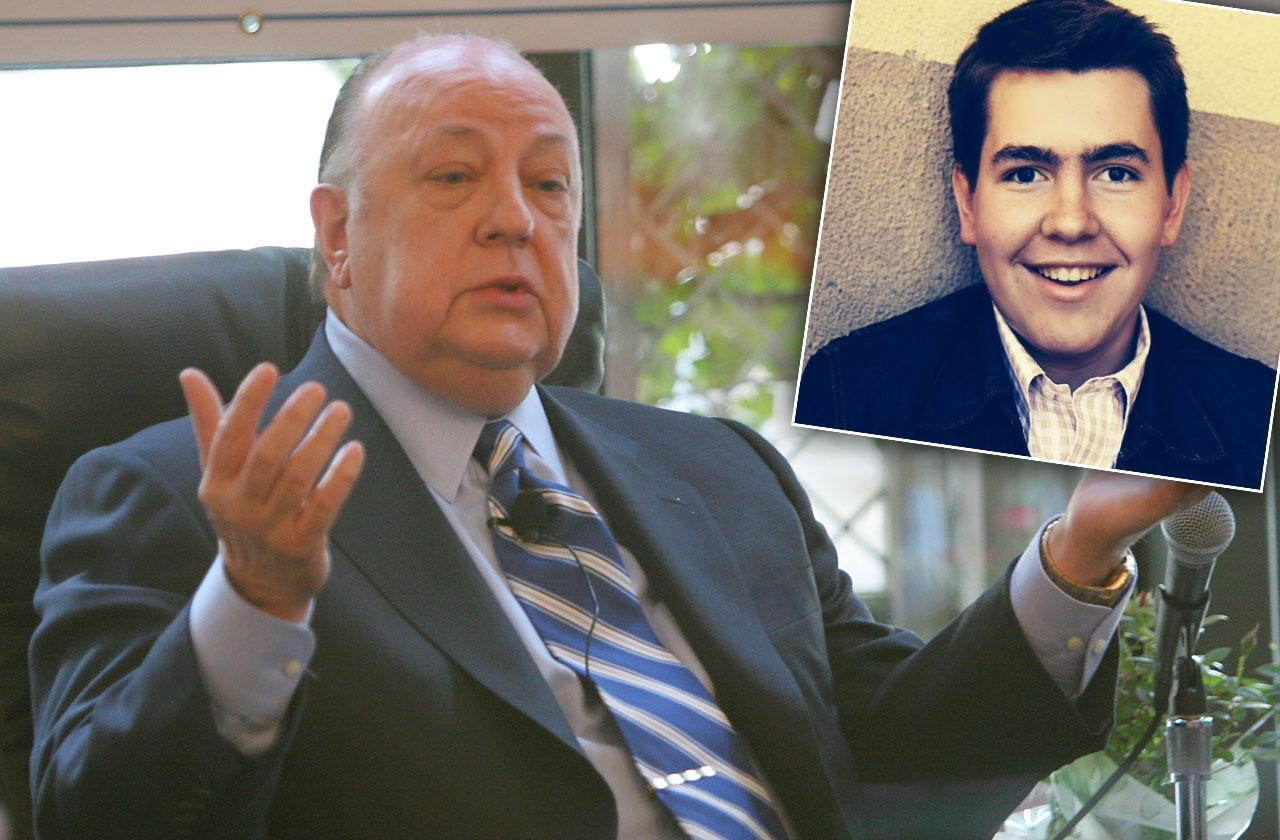 Roger Ailes Dead Son Zachary Slams Sexual Harassment Accusers