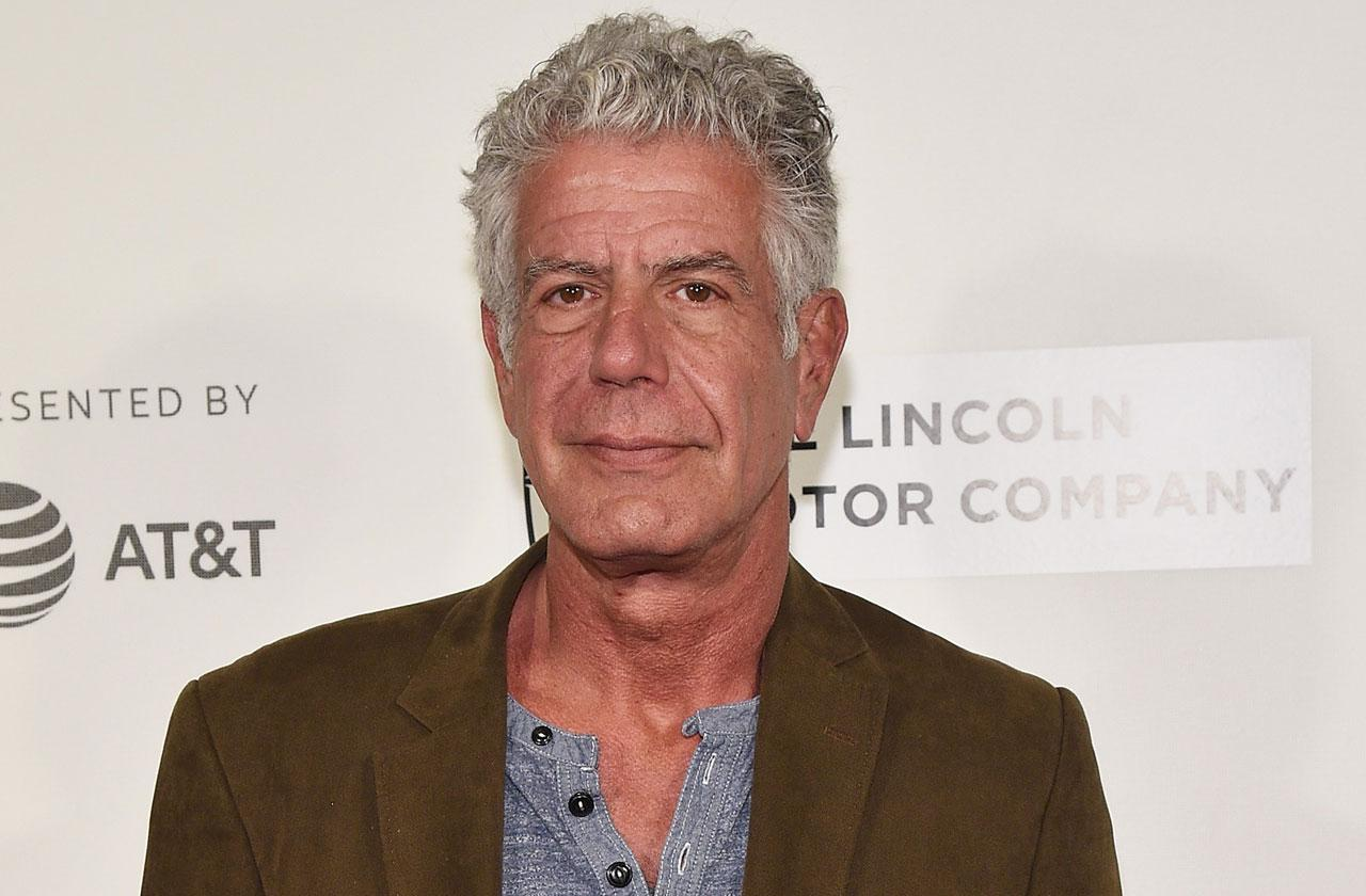 Anthony Bourdain Cremated France Suicide Death
