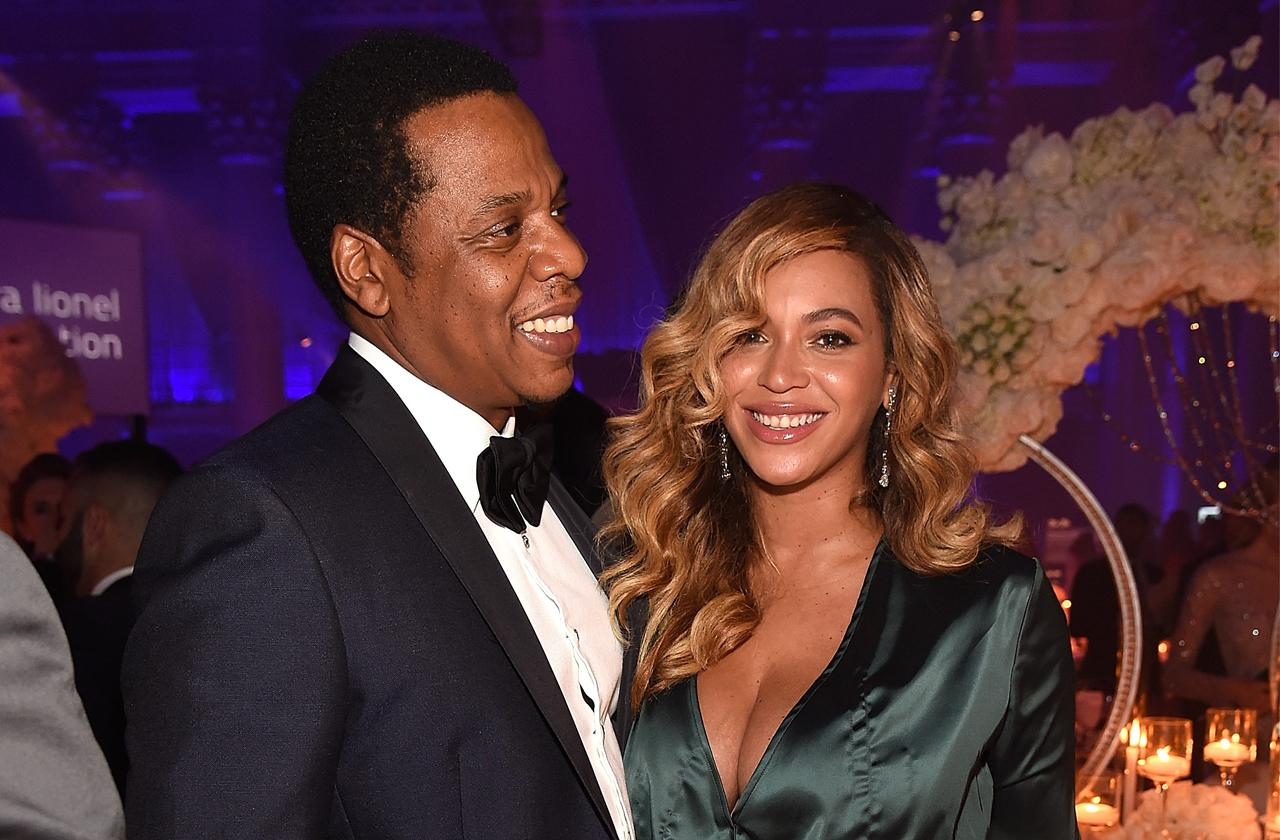 //jay z beyonce throw oscars party pp