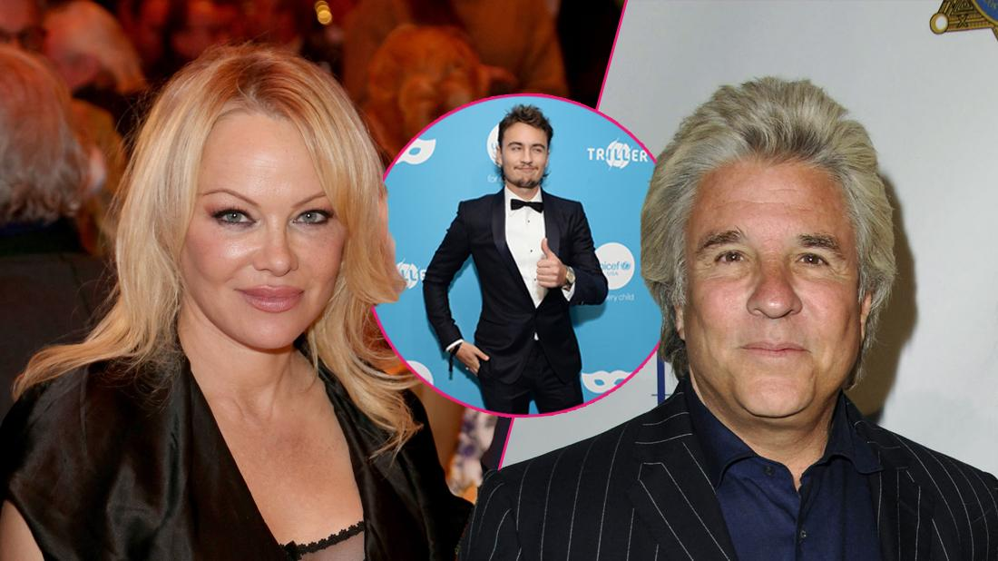 Pamela Anderson's Son Brandon Thomas Lee Reacts To Her Wedding