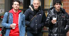 Sophie Turner Hangs With Fiance Joe Jonas And Brother Kevin