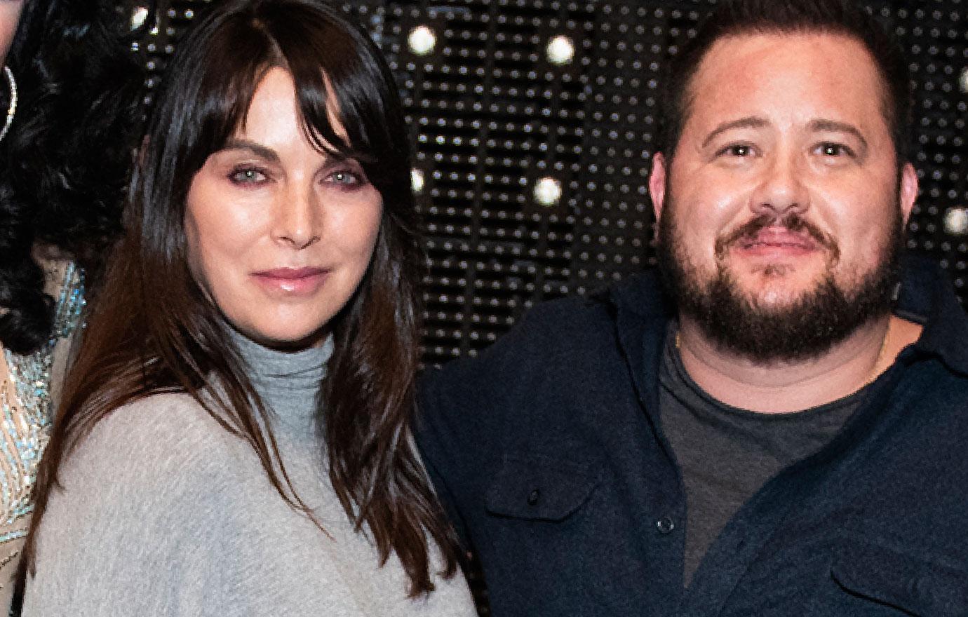 Chaz Bono New Girlfriend Ex Child Star Shara Blue Mathes
