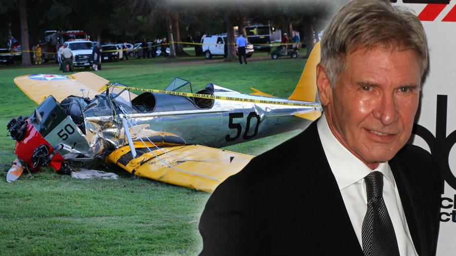 Harrison Ford Plane Crash Eyewitness