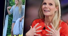 Gwyneth Paltrow Worries Daughter Apple Martin Is Dressing Too Sexy