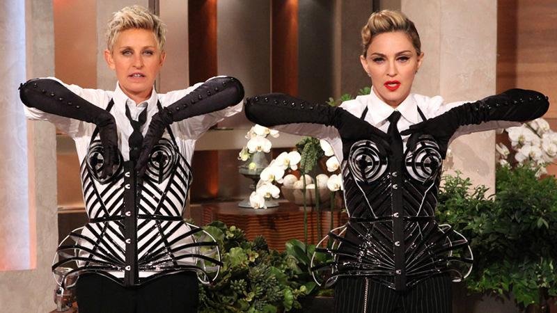 //Madonna Diva Demands