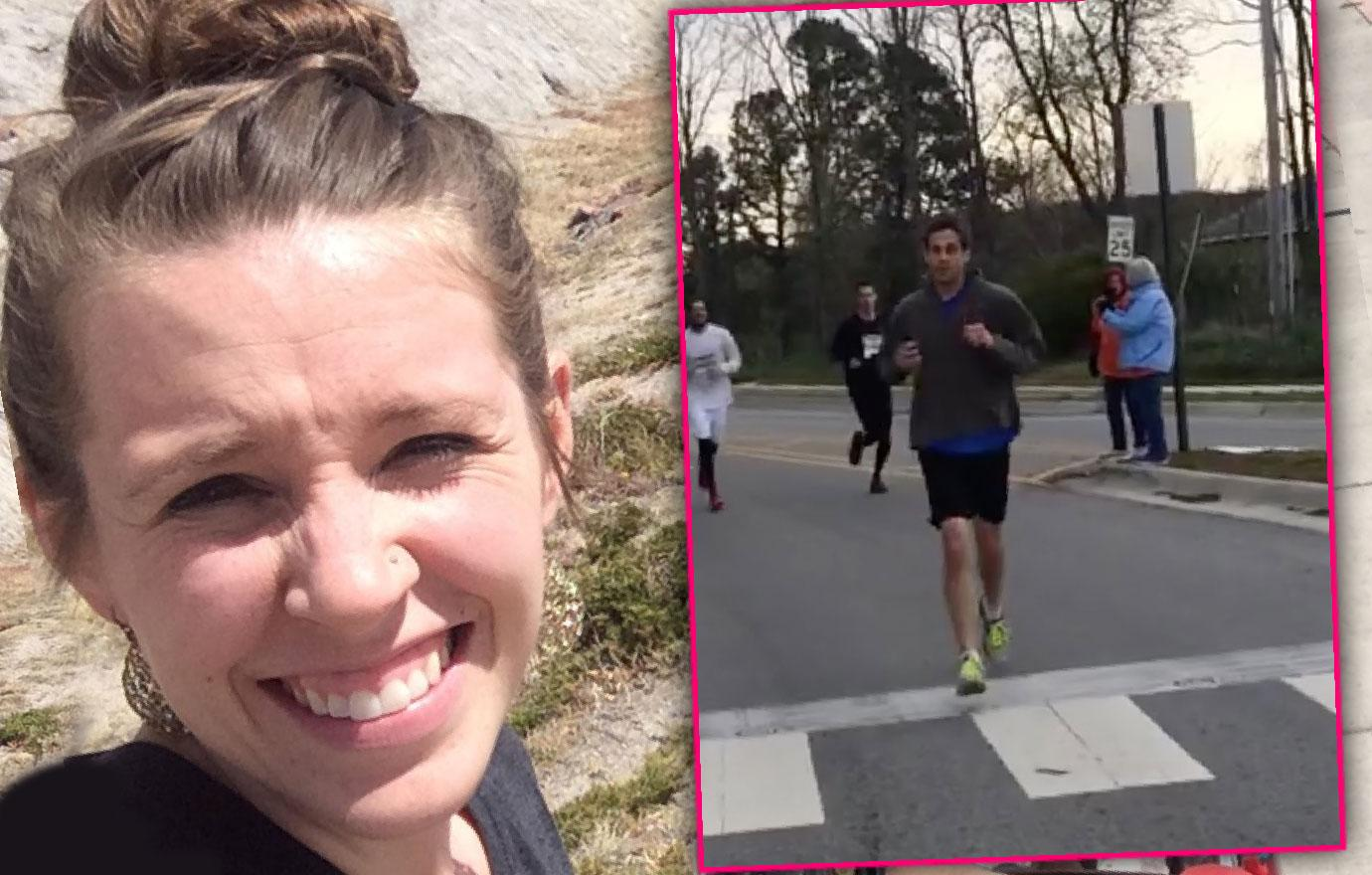 Disgraced Derick Dillard Runs A Marathon