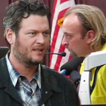 The Man Who Killed Blake Shelton's BFF Released From Jail, Complaining of Death Threats