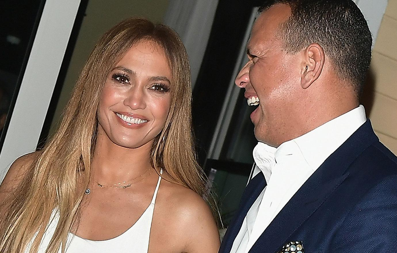 Jennifer Lopez And Alex Rodriguez Bond with Each Others Kids Despite Cheating Scandal