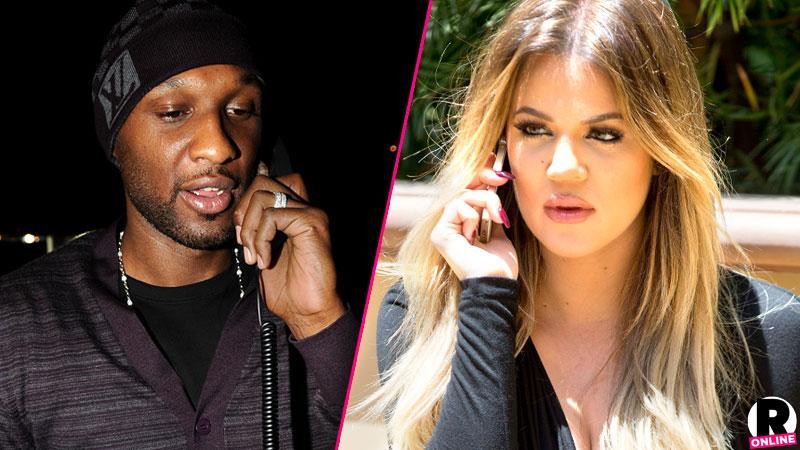Lamar Odom Begged Khloe Kardashian Telephone Calls Filmed
