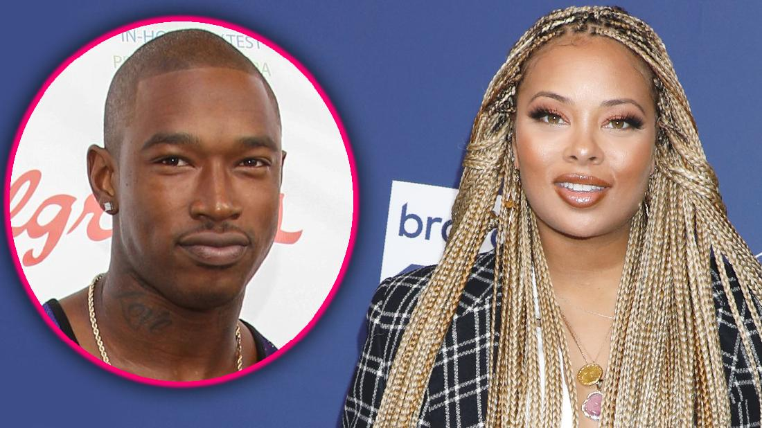 Star Eva Marcille's Baby Daddy Loses In Court