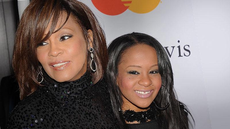 Bobbi Kristina Kept A Bedroom Shrine To Whitney Houston