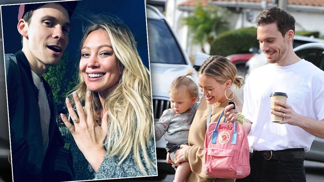 Hilary Duff Shares Photo & Video From Wedding To Matthew Koma