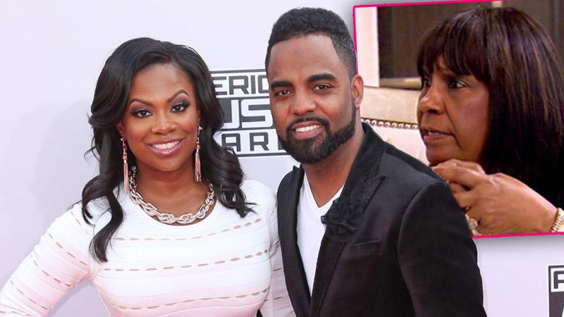 Mama Joyce Slams Kandi Burress Husband Todd Tucker