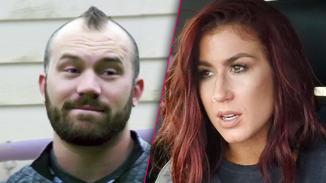 Adam Lind split photo with Chelsea Houska