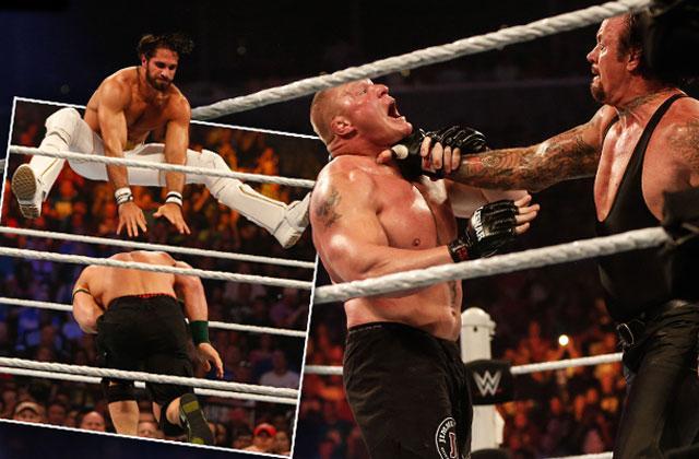 WWE Slammy Awards 2015 Winners List