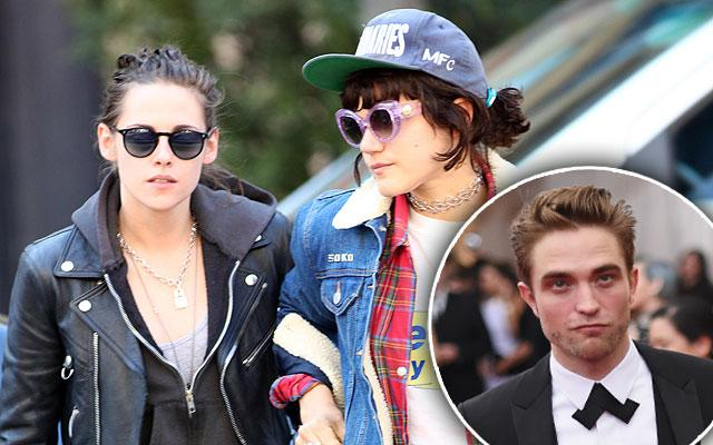Kristen Stewart Girlfriend Stephanie Soko Sokolinski Dated Robert Pattinson