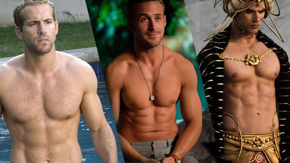 Best Abs In Hollywood Photos