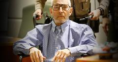 //robert durst dying wheelchair murder trial pp