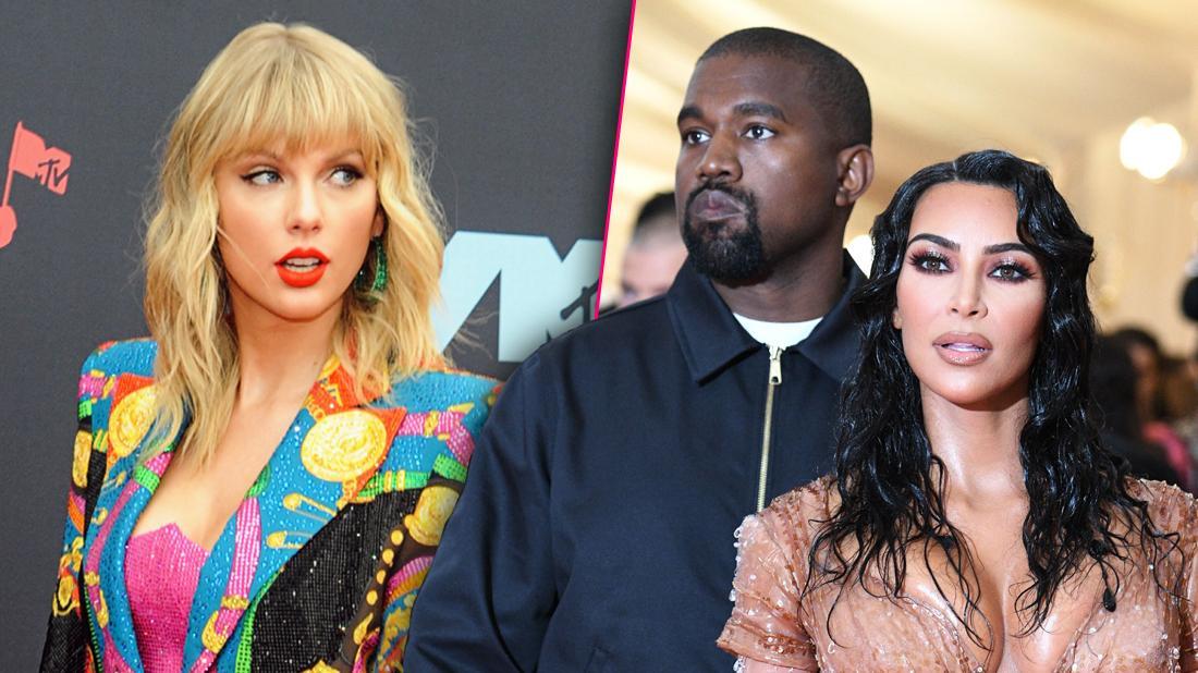 Taylor Swift Jealous Kim Kardashian