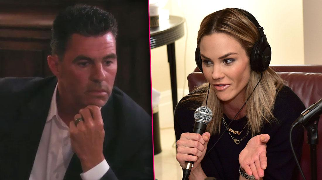 Jim Edmonds Blasts Wife Meghan's Claims He's Ran Off With Their Threesome Partner