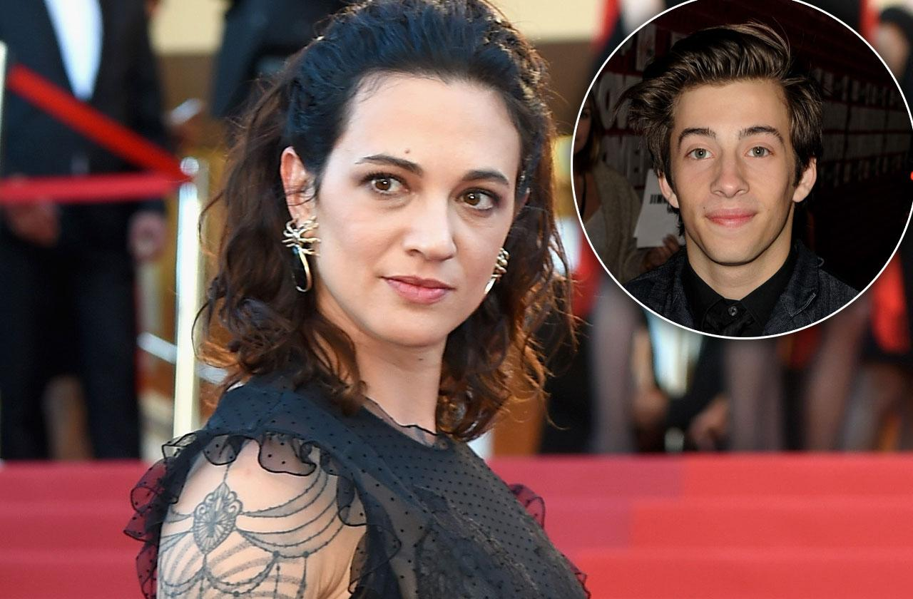 Asia Argento Deal With Sex Assault Accuser