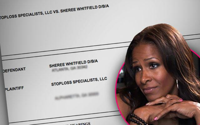 Sheree Whitfield Contractor Lawsuit