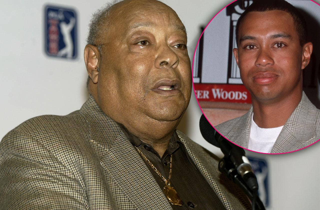 //Tiger Woods Dad Earl Porn Cheating Sex Toys Exposed New Book pp