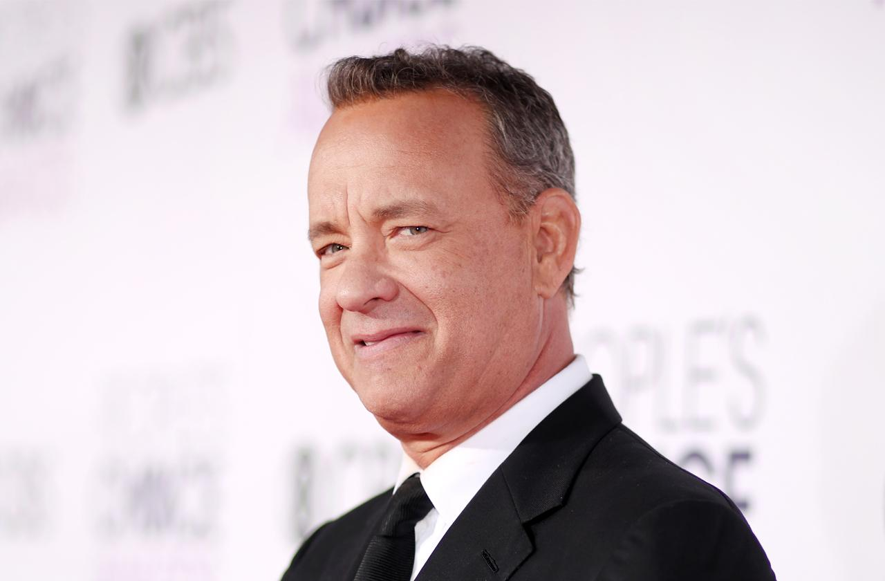 tom hanks life story