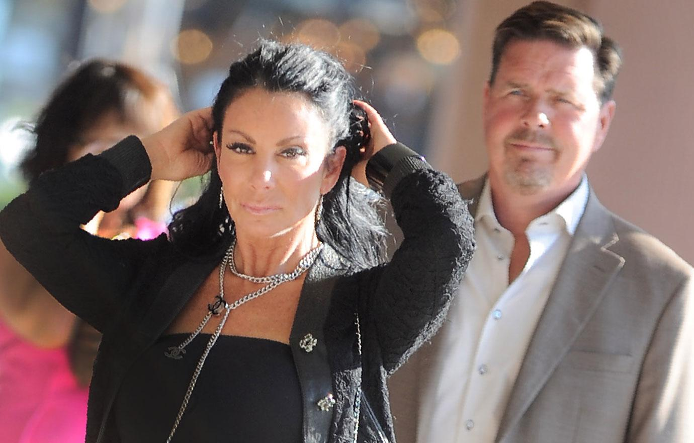 Danielle Staub Fights For Her Marriage To Marty Caffrey