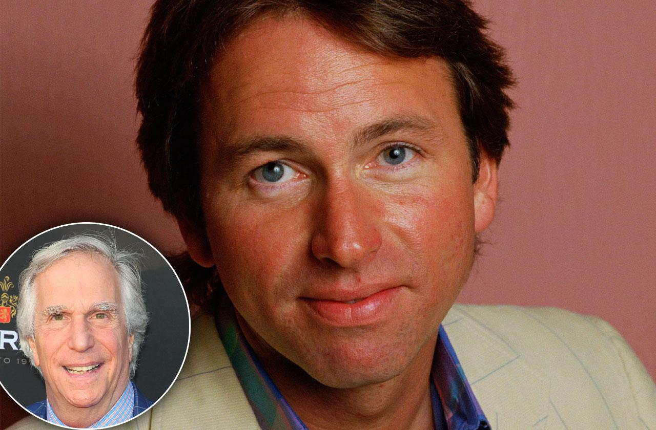 Henry Winkler Remembers Comedian John Ritter