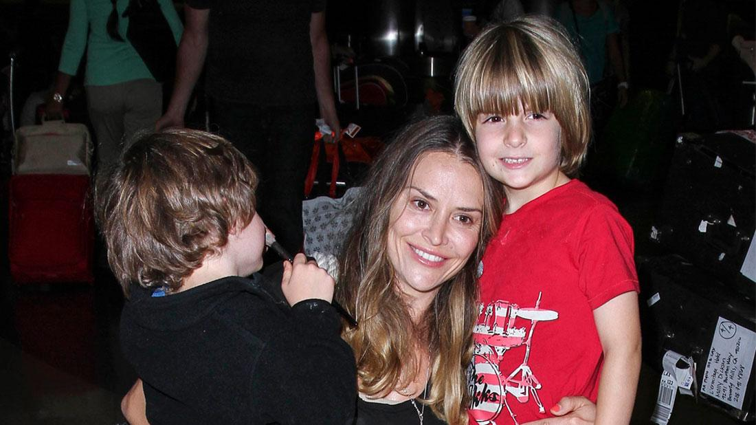 Brooke Mueller's Sons Living With Grandparents After Her Return To Rehab