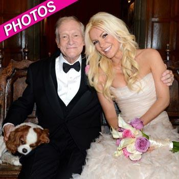 //hugh hefner crystal harris wedding post