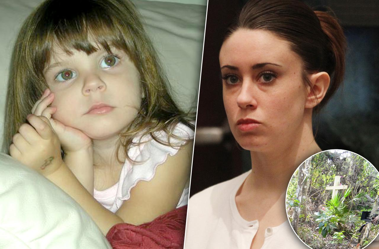 Caylee Anthony grave site mess 10 years after death anniversary
