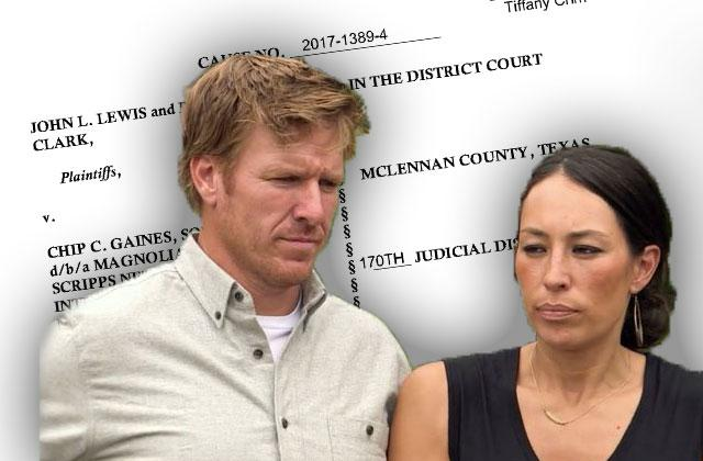 //chip gaines joanna gaines sued magnolia realty fixer upper pp