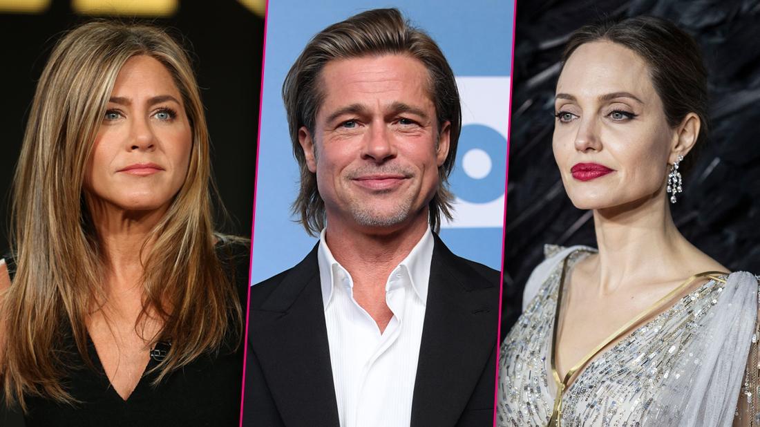 Jennifer Aniston Taunts Angelina Jolie After Reuniting With Brad Pitt
