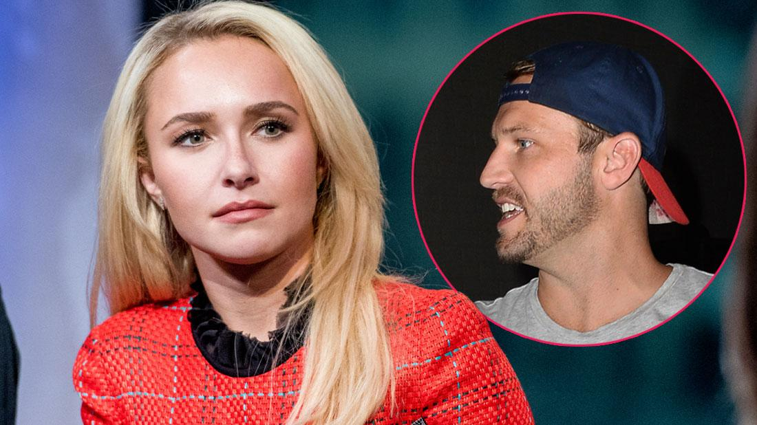 hayden panettiere 911 call boyfriend arrest domestic violence neighbors