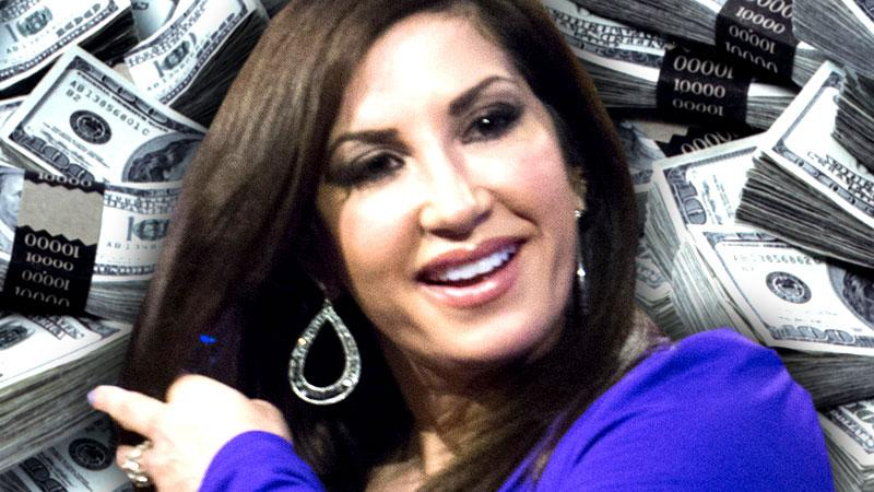 //jacqueline laurita big payday is she returns full time rhonj pp
