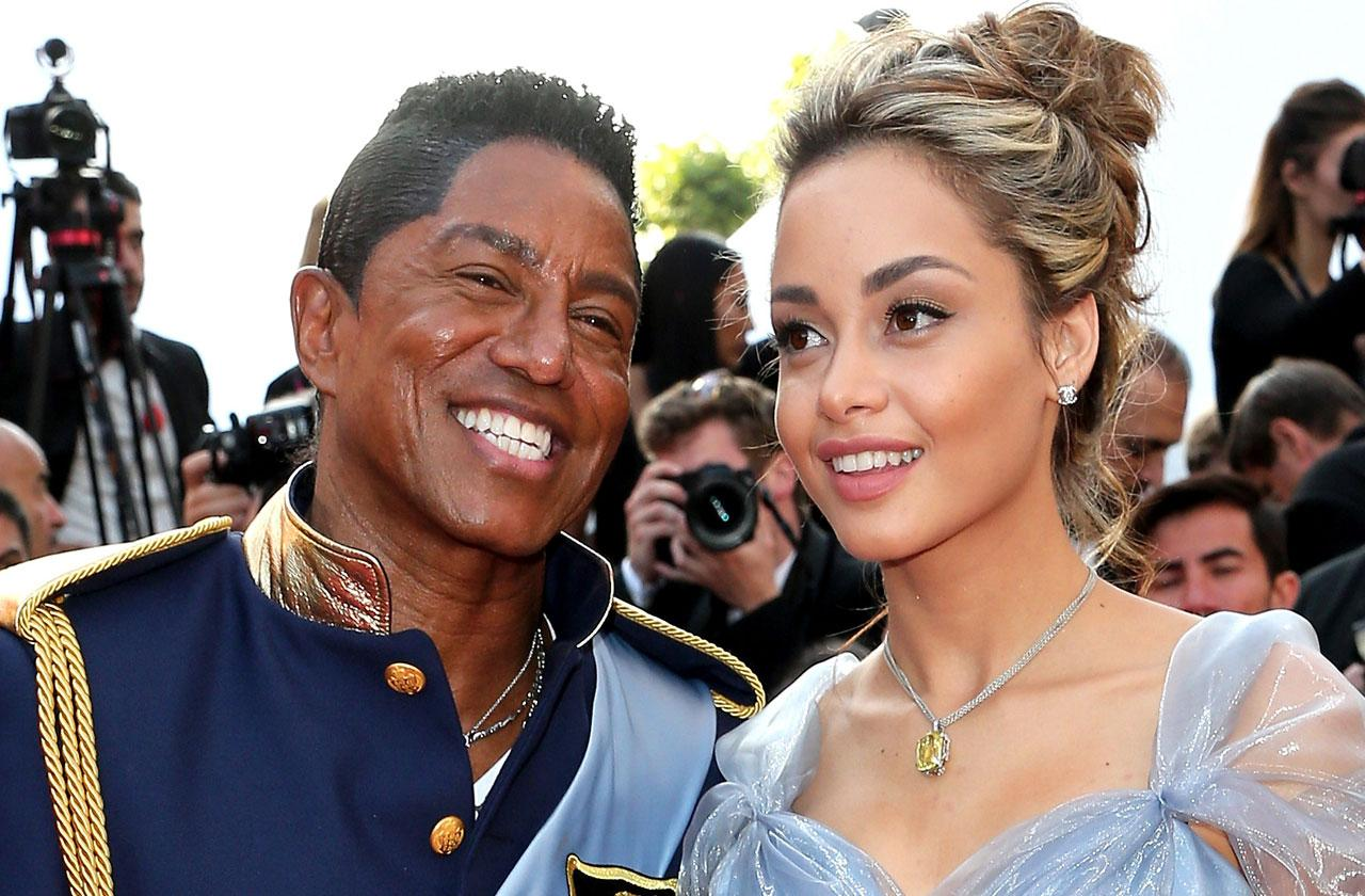 Jermaine Jackson To Marry Young Girlfriend