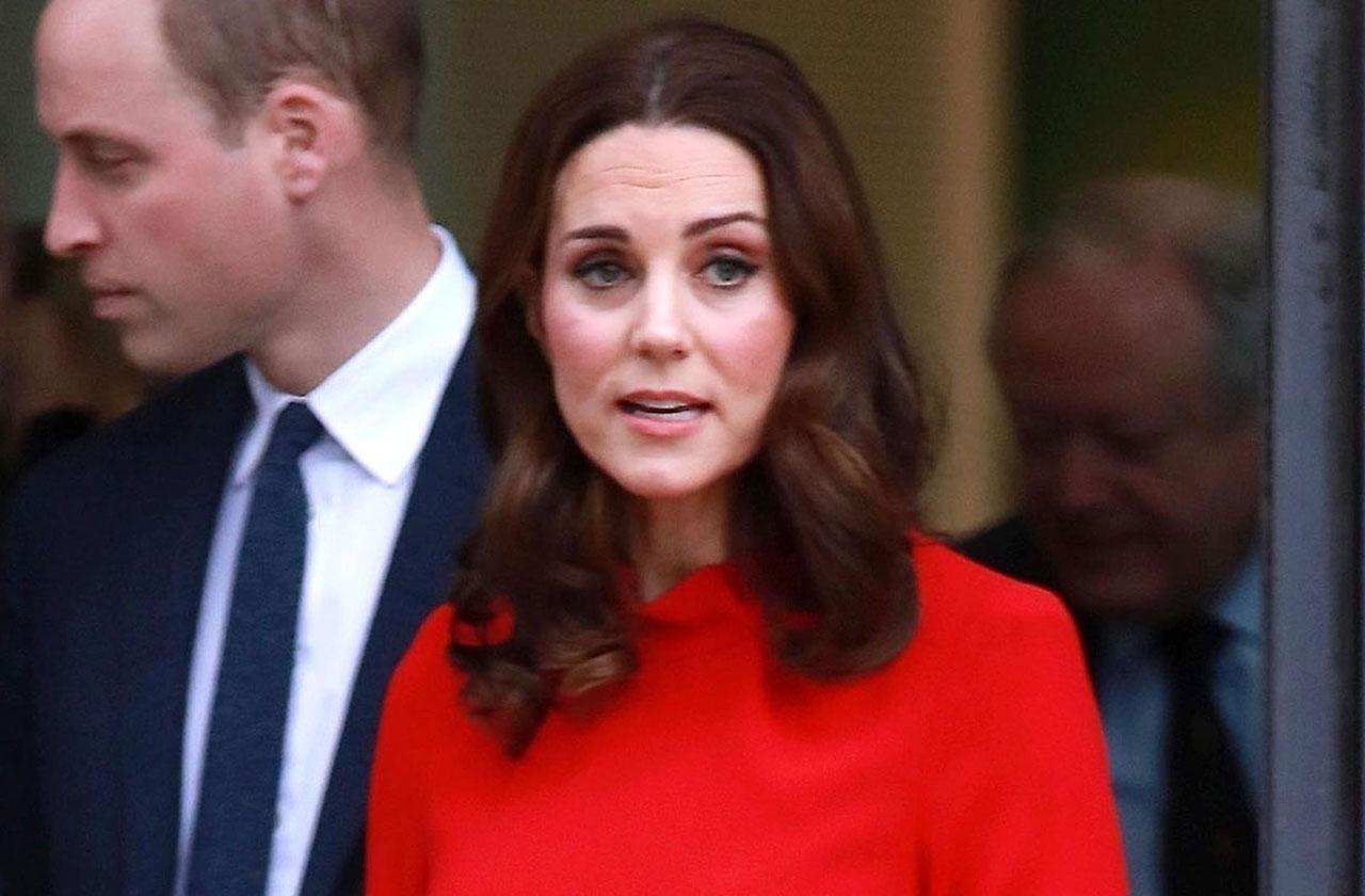 Kate Middleton Dramatic Pregnancy