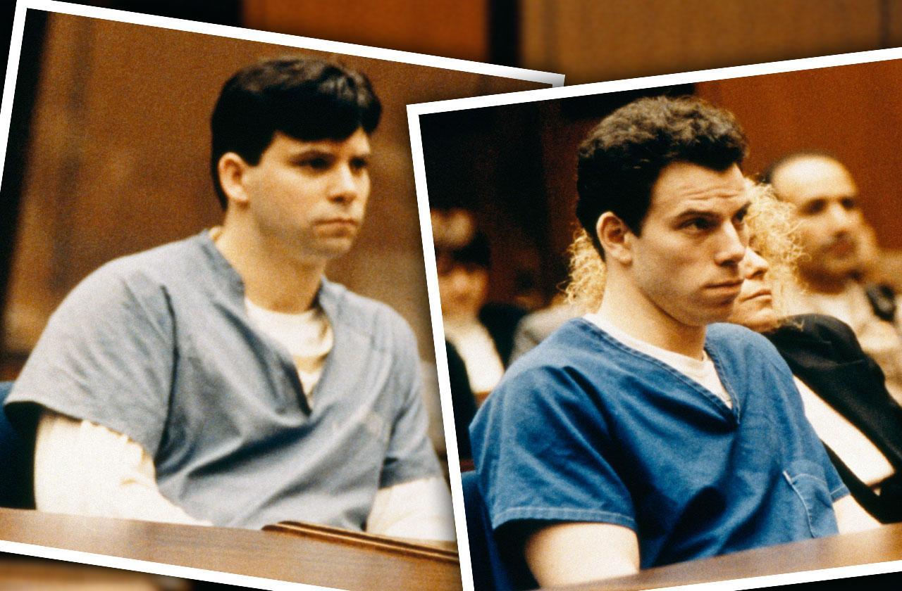 //lyle erik menendez reunion prison cousin secrets murder pp