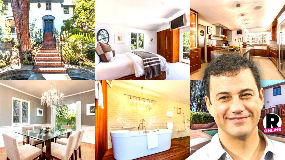 //jimmy kimmel sells los angeles home photos pp sl