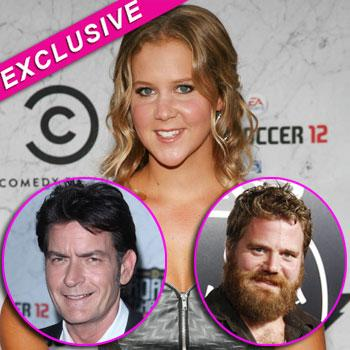 //charlie sheen roast amy schumer ryan dunn