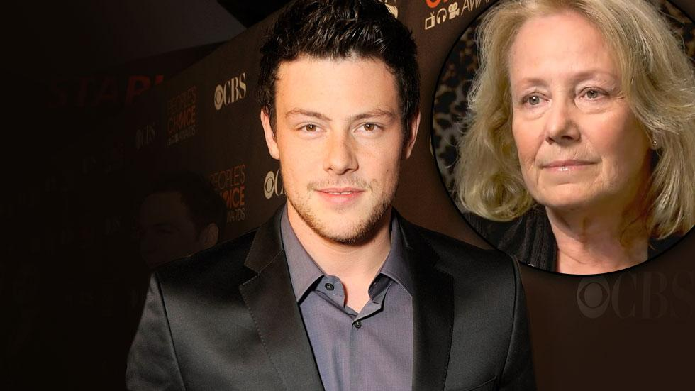 Cory Monteith's Mother Inherits His $810,000 Estate